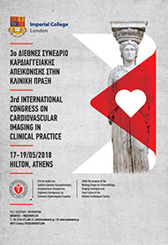 3rd INTERNATIONAL CONGRESS OF CARDIOVASCULAR IMAGING IN CLINICAL PRACTICE